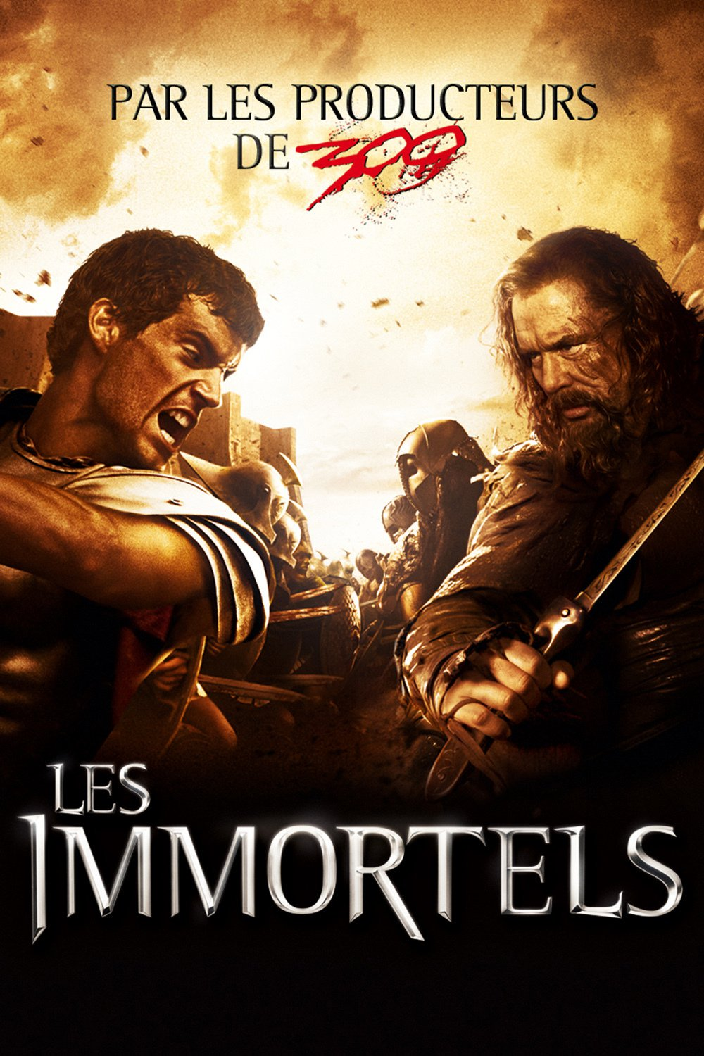 film les immortels 2011 french