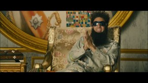 The Dictator Bande-annonce VO