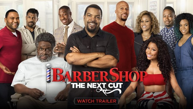 Barbershop: The Next Cut Bande-annonce VO