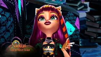 Monster high : Fusion monstrueuse Bande-annonce VF