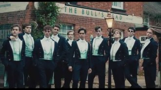 The Riot Club Bande-annonce VO