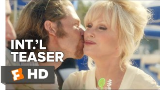 Absolutely Fabulous: le film Bande-annonce VO