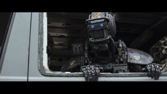 Chappie Bande-annonce (3) VO