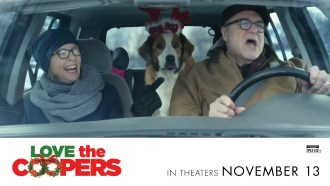 Love the Coopers Bande-annonce VO