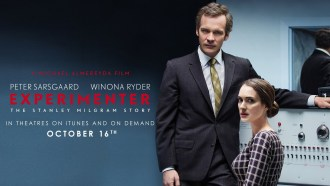 Experimenter Bande-annonce VO