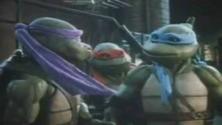 Les Tortues Ninja 2 Bande-annonce (2) VO
