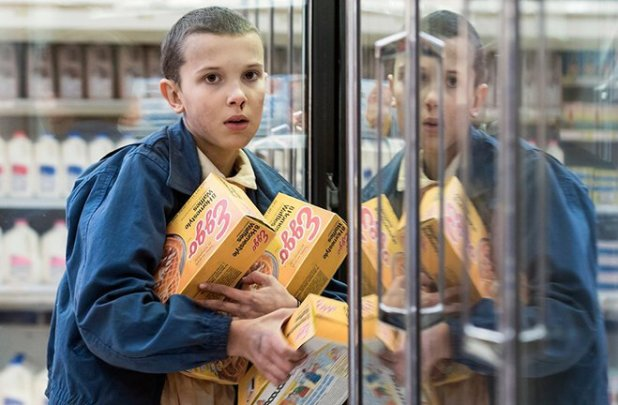 Millie Bobby Brown (Stranger Things) au casting de Godzilla 2