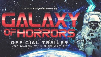 Galaxy of Horrors Bande-annonce VO
