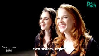 Switched at Birth Bande-annonce VO