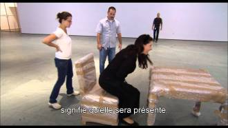 Marina Abramović: The Artist Is Present Bande-annonce (2) VF