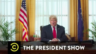 The President Show Bande-annonce (2) VO