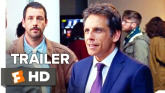 The Meyerowitz Stories Bande-annonce (2) VO