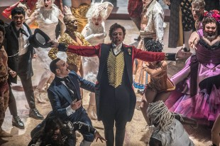 Nouveau trailer de The Greatest Showman.