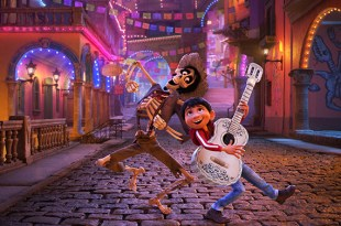 Coco, le film d'animation des studios Disney Pixar, a déjà battu un record au Mexique.