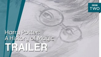 Harry Potter - A History Of Magic Bande-annonce VO