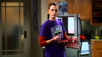 The Big Bang Theory Bonus (6) VO
