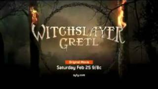 WitchSlayer Gretl Bande-annonce VO