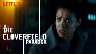 The Cloverfield Paradox Teaser VO