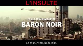 L'Insulte Bande-annonce VOST