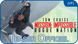 Mission : Impossible - Rogue Nation Bande-annonce (3) VF