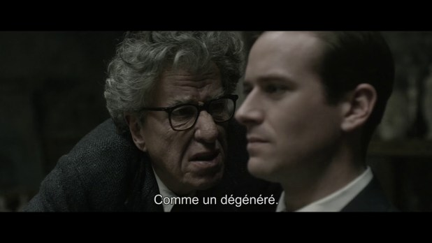 Alberto Giacometti, The Final Portrait Bande-annonce VOST