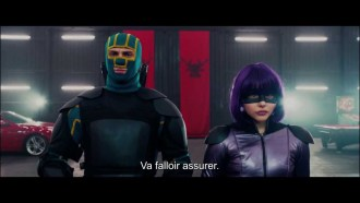 Kick-Ass 2 Bande-annonce (4) VF