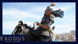 Exodus, Gods and Kings Bande-annonce (5) VOST