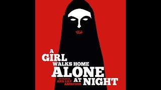 A Girl Walks Home Alone at Night Bande-annonce (2) VOST