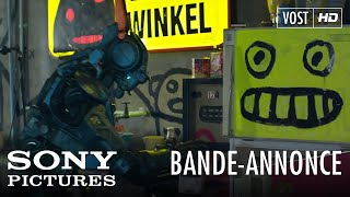 Chappie Bande-annonce (6) VOST