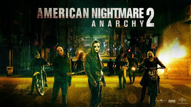 American Nightmare 2: Anarchy Bande-annonce (3) VOST