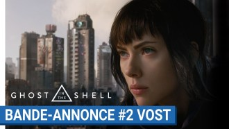 Ghost in the Shell Bande-annonce (3) VOST