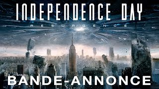 Independence Day : Resurgence Bande-annonce (7) VOST