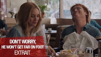 Don't Worry, He Won't Get Far on Foot Extrait VOST