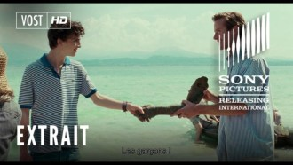 Call Me by Your Name Extrait (4) VF