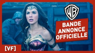 Wonder Woman Bande-annonce (4) VF