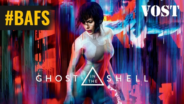 Ghost in the Shell Bande-annonce (8) VOST