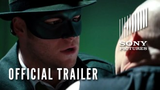 The Green Hornet Bande-annonce (3) VO