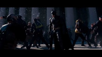 The Dark Knight Rises Bande-annonce (2) VO