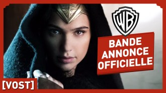 Wonder Woman Bande-annonce (8) VF