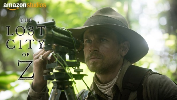 The Lost City of Z Teaser VO