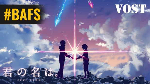 Your Name. Bande-annonce (2) VF