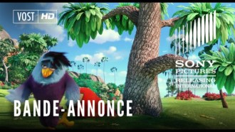 Angry Birds, le film Bande-annonce (10) VOST