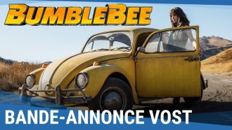 Bumblebee Bande-annonce (3) VF