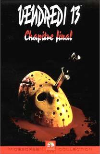 Friday the 13th, the final chapter