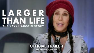 Larger than Life: The Kevyn Aucoin Story Bande-annonce VO