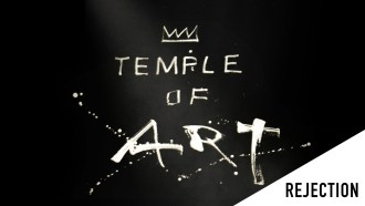 Temple of Art Extrait VO