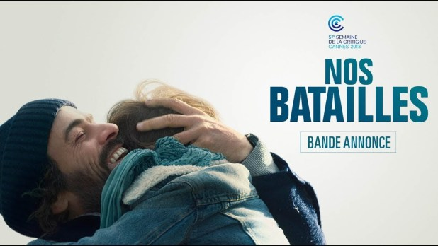 Nos batailles Bande-annonce VF