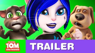 Talking Tom and Friends Bande-annonce (2) VO