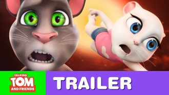Talking Tom and Friends Bande-annonce (3) VO