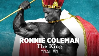 Ronnie Coleman: The King Bande-annonce VO
